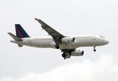 αεριωθούμενος επιβάτης Στοκ εικόνα με δικαίωμα ελεύθερης χρήσης