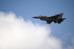 αεριωθούμενο αεροπλάνο F-16 στοκ εικόνα με δικαίωμα ελεύθερης χρήσης