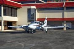 Αεριωθούμενο αεροπλάνο Στοκ εικόνες με δικαίωμα ελεύθερης χρήσης