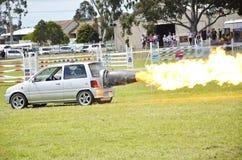 Αεριωθούμενο αυτοκίνητο στοκ φωτογραφίες με δικαίωμα ελεύθερης χρήσης