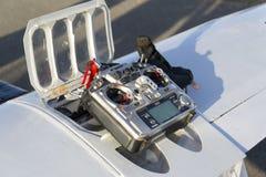Αεριωθούμενο 2013 ραδιόφωνο futaba Bellota Στοκ εικόνες με δικαίωμα ελεύθερης χρήσης