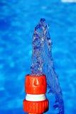 αεριωθούμενο ύδωρ μανικώ&n Στοκ φωτογραφίες με δικαίωμα ελεύθερης χρήσης