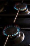 αεριόφω δαχτυλίδια κου& Στοκ εικόνα με δικαίωμα ελεύθερης χρήσης