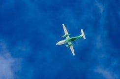 Αερογραμμές Widerøe Στοκ φωτογραφίες με δικαίωμα ελεύθερης χρήσης