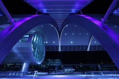 αερολιμένας Ντουμπάι δι&epsi Στοκ φωτογραφία με δικαίωμα ελεύθερης χρήσης