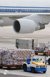 αερολιμένας Πεκίνο Στοκ εικόνες με δικαίωμα ελεύθερης χρήσης