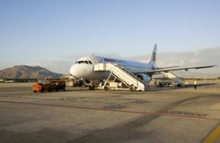 Αερολιμένας της Γρανάδας Στοκ φωτογραφία με δικαίωμα ελεύθερης χρήσης