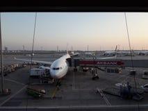 Αερολιμένας της Ιστανμπούλ Ataturk στοκ εικόνα με δικαίωμα ελεύθερης χρήσης