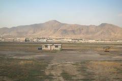 Αερολιμένας του Καμπούλ στοκ εικόνες