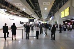 Αερολιμένας του Λονδίνου Heathrow Στοκ φωτογραφία με δικαίωμα ελεύθερης χρήσης