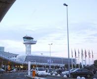 Αερολιμένας του Μπορντώ Merignac, Aquitaine, Γαλλία στοκ φωτογραφία