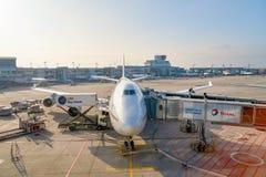 αερολιμένας Φρανκφούρτη Στοκ φωτογραφίες με δικαίωμα ελεύθερης χρήσης