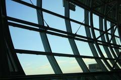 αερολιμένας Στοκ εικόνα με δικαίωμα ελεύθερης χρήσης
