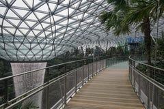 Αερολιμένας Changi κοσμημάτων στοκ φωτογραφία με δικαίωμα ελεύθερης χρήσης