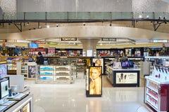 αερολιμένας Changi Σινγκαπού&r Στοκ φωτογραφίες με δικαίωμα ελεύθερης χρήσης