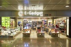 αερολιμένας Changi Σινγκαπού&r Στοκ Φωτογραφίες