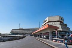 Αερολιμένας Otto Lilienthal Terminal του Βερολίνου Tegel Στοκ εικόνα με δικαίωμα ελεύθερης χρήσης