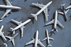 αεροπλάνα Στοκ Εικόνα