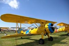 αεροπλάνο βισμουθίου Στοκ εικόνα με δικαίωμα ελεύθερης χρήσης