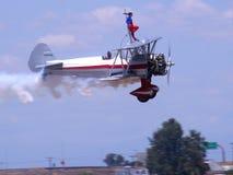 αεροπλάνο βισμουθίου Στοκ Εικόνα