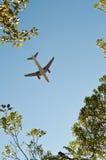 αεροπλάνο εδάφους Στοκ Φωτογραφίες
