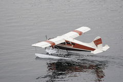 αεροπλάνο επιπλεόντων σ&ome στοκ φωτογραφίες