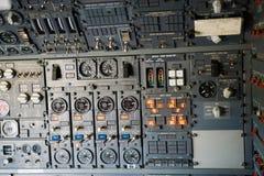 αεροπλάνο επιτροπής οργ Στοκ φωτογραφία με δικαίωμα ελεύθερης χρήσης