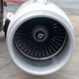 Αεροπλάνο λεπίδων στροβίλων Στοκ εικόνα με δικαίωμα ελεύθερης χρήσης