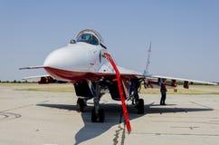 Αεροπλάνο μαχητών Στοκ εικόνες με δικαίωμα ελεύθερης χρήσης