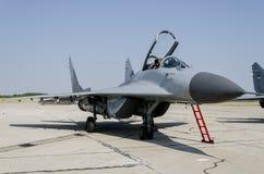 Αεροπλάνο μαχητών Στοκ φωτογραφίες με δικαίωμα ελεύθερης χρήσης