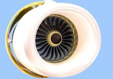 αεροπλάνο μηχανών Στοκ φωτογραφία με δικαίωμα ελεύθερης χρήσης