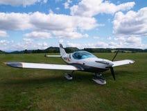 αεροπλάνο μικρό Στοκ εικόνες με δικαίωμα ελεύθερης χρήσης