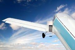 αεροπλάνο μικρό Στοκ φωτογραφία με δικαίωμα ελεύθερης χρήσης
