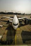 αεροπλάνο τροφής Στοκ φωτογραφίες με δικαίωμα ελεύθερης χρήσης
