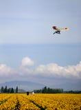 αεροπλάνο υπερβολικά ελαφρύ Στοκ εικόνα με δικαίωμα ελεύθερης χρήσης