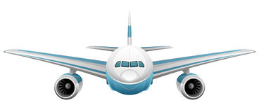 αεροπλάνο ελεύθερη απεικόνιση δικαιώματος