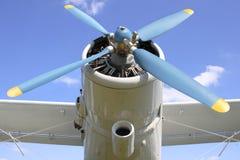 αεροπλάνο 2 θρυλικό Στοκ Εικόνες