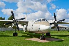αεροπλάνο 26 antonov Στοκ εικόνες με δικαίωμα ελεύθερης χρήσης