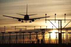 Αεροπλάνο Στοκ Φωτογραφία