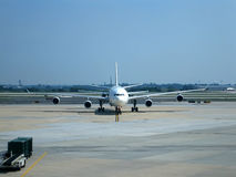 αεροπορία αεροπλάνων στοκ φωτογραφία