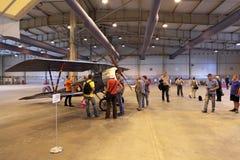 αεροπορία αναδρομική Στοκ εικόνα με δικαίωμα ελεύθερης χρήσης