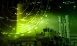 Αεροπορική άμυνα γ-300 και ραντάρ απεικόνιση αποθεμάτων