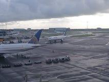 Αεροπλάνα Στοκ εικόνα με δικαίωμα ελεύθερης χρήσης
