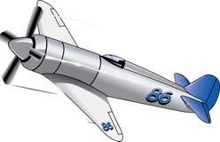 Αεροπλάνο 2 αγώνα Στοκ Εικόνα