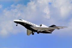 αεροπλάνο αεριωθούμενων αεροπλάνων à ¹ ‹ Στοκ φωτογραφία με δικαίωμα ελεύθερης χρήσης