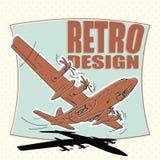 Αεροπλάνο αεροσκάφη, αερογραμμή, μεταφορά, βομβαρδιστικό αεροπλάνο Στοκ Εικόνες