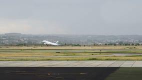 αεροπλάνο από τη λήψη φιλμ μικρού μήκους
