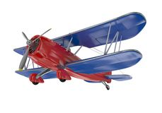 αεροπλάνο μικρό Στοκ εικόνα με δικαίωμα ελεύθερης χρήσης