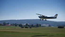 αεροπλάνο μικρό Στοκ Εικόνα