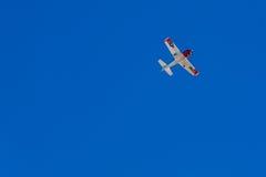 Αεροπλάνο παιχνιδιών Στοκ εικόνα με δικαίωμα ελεύθερης χρήσης